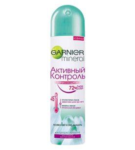 Дезодорант спрей Garnier Активный контроль