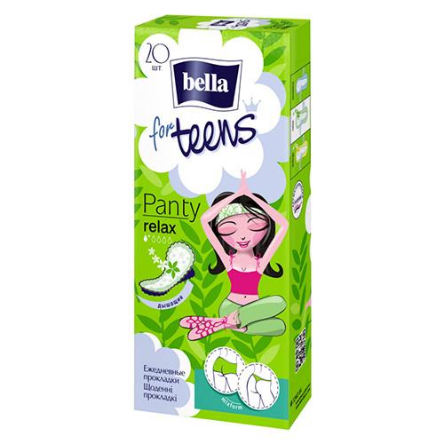 Ежедневные прокладки Bella For teens