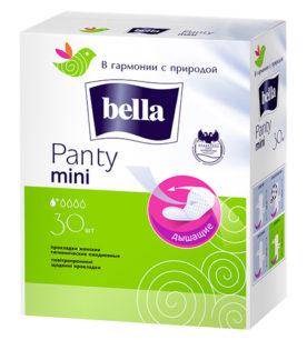 Ежедневные прокладки Bella Panty mini 30 шт оптом