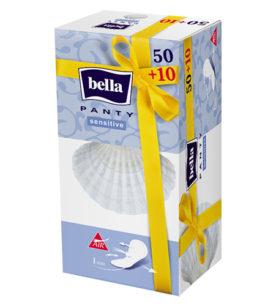 Ежедневные прокладки Bella Panty sensitive 60 шт оптом