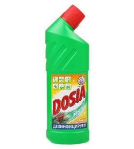 Гель для чистки туалета Dosia Хвоя