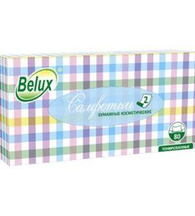 Косметические салфетки Belux Тонированные