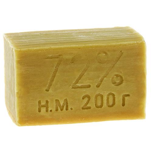 Мыло хозяйственное ММЗ 72% 200 г оптом