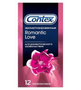 Презервативы CONTEX Romantic Love