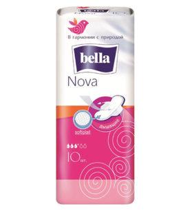 Прокладки Bella Nova Softiplait Air 10 шт оптом