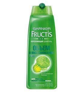 Шампунь Fructis Объем и восстановление 250 мл оптом