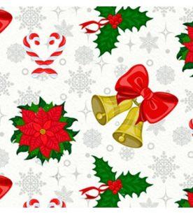 Салфетки Belux Рождественский колокольчик