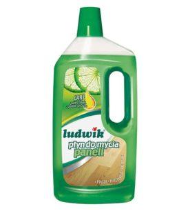 Средство для мытья пола Ludwik Для мытья ламината 1 л оптом