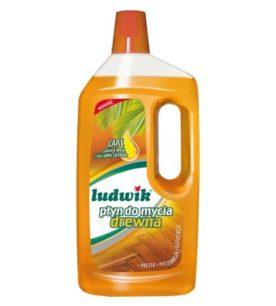Средство для мытья пола Ludwik Для мытья паркета 1 л оптом
