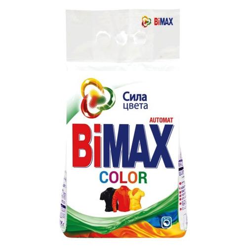 Стиральный порошок Bimax Color 3 кг оптом