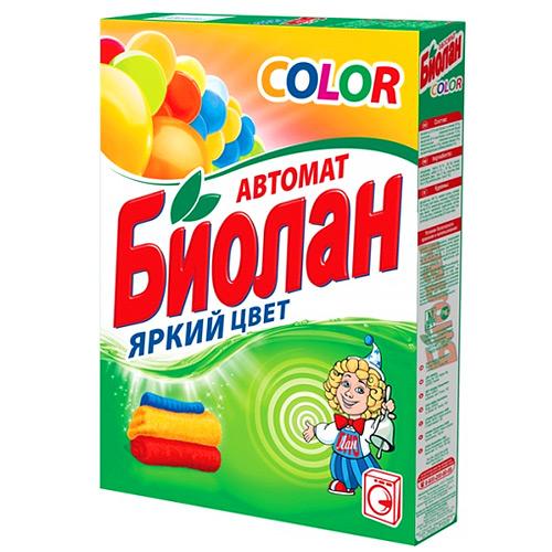 Стиральный порошок Биолан Color 350 г оптом