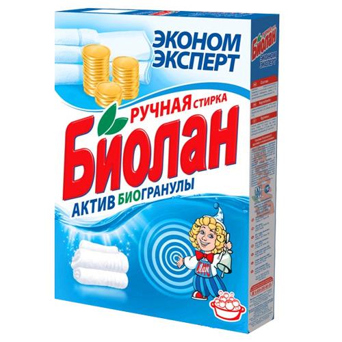 Стиральный порошок Биолан Эконом Эксперт 350 г оптом