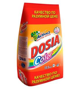 Стиральный порошок Dosia Color 13
