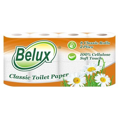 Туалетная бумага Belux Classiс