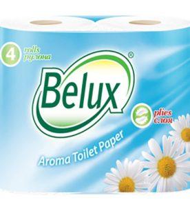 Туалетная бумага Belux Plus