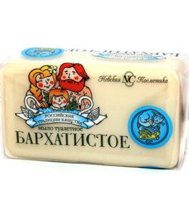 Туалетное мыло NC Бархатистое 140 г оптом