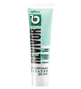 Восстановительный бальзам для волос Revivor Экстракты крапивы и алоэ 100 мл оптом