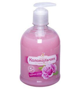 Жидкое крем-мыло Колокольчик Чайная роза 500 мл оптом
