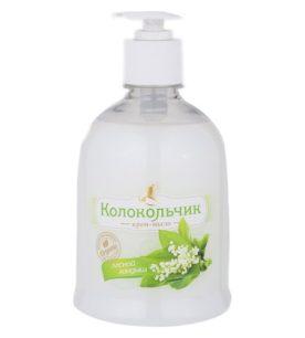 Жидкое крем-мыло Колокольчик Лесной ландыш 500 мл оптом