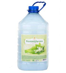 Жидкое крем-мыло Колокольчик Лесной ландыш