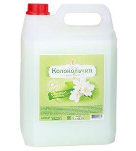 Жидкое крем-мыло Колокольчик Цветущий жасмин