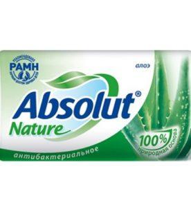 Туалетное мыло Absolut Алоэ 90 г оптом
