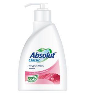 Жидкое мыло Absolut Classic