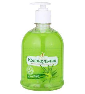 Жидкое мыло Колокольчик Алоэ Вера 500 мл оптом