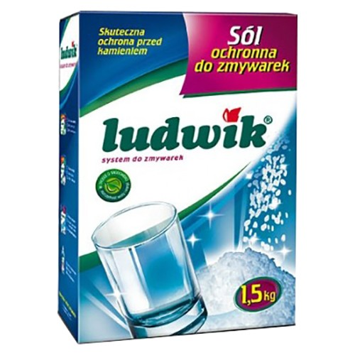 Защитная соль Ludwik Для посудомоечных машин 1