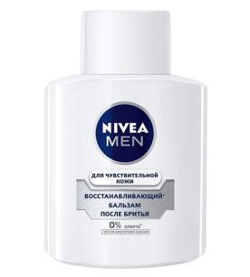 Бальзам после бритья NIVEA Восстанавливающий