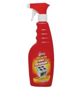 Чистящее средство Золушка Для чистки плит и духовок 500 мл оптом