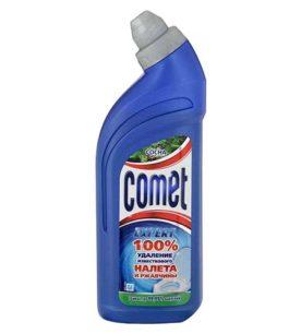 Чистящее средство для туалета Comet Сосна