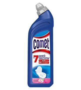 Чистящее средство для туалета Comet Весенняя свежесть