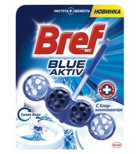 Чистящее средство для унитаза Bref С хлор-компонентом