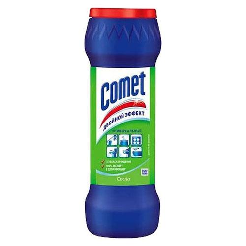 Чистящий порошок Comet Двойной эффект