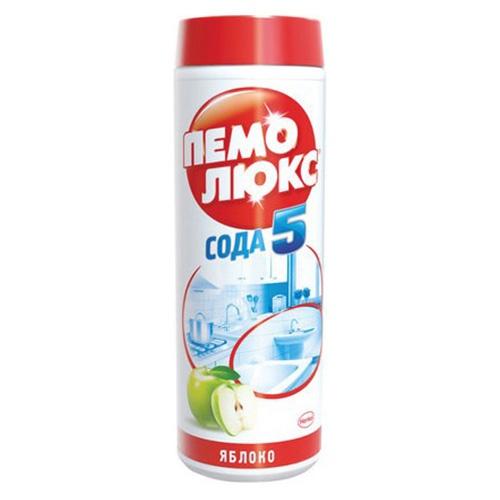 Чистящий порошок Пемолюкс Сода 5