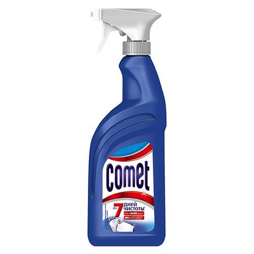 Чистящий спрей Comet 7 дней чистоты 500 мл оптом