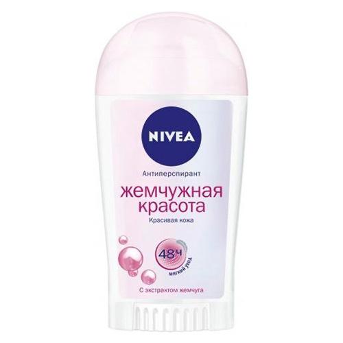 Део-дезодорант стик NIVEA Жемчужная красота