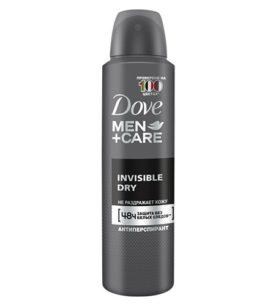 Дезодорант спрей Dove Men