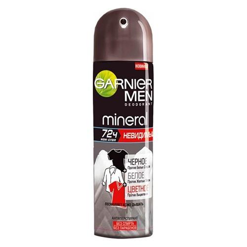 Дезодорант спрей Garnier Mineral