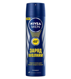 Дезодорант-спрей NIVEA MEN