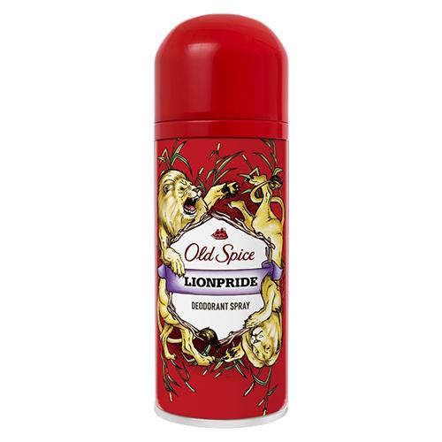 Дезодорант-спрей Old Spice Lionpride 125 мл оптом