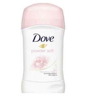 Дезодорант стик Dove Powder soft