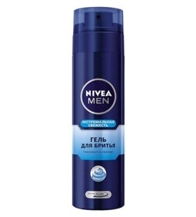 Гель для бритья NIVEA Экстремальная свежесть 200 мл оптом