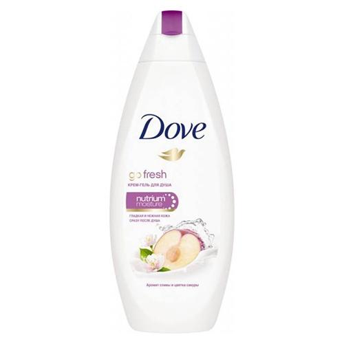 Гель для душа Dove Go fresh