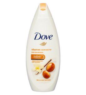 Гель для душа Dove Масло Ши и аромат пряной ванили 250 мл оптом