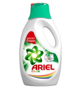 Жидкий стиральный порошок Ariel Color 1