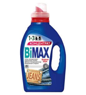Гель для стирки BiMax Jeans