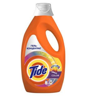 Жидкий стиральный порошок Tide Color 1
