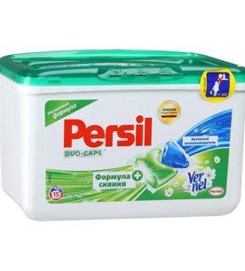 Капсулы для стирки Persil Expert